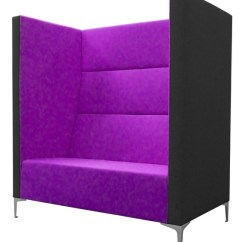 Stylish High Chair Mainstays Outdoor Rocking White Huddle Back Soft Seating | Sofa