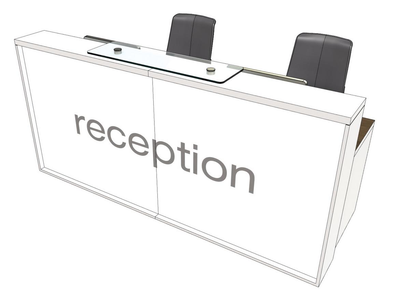 Light Reception Desks