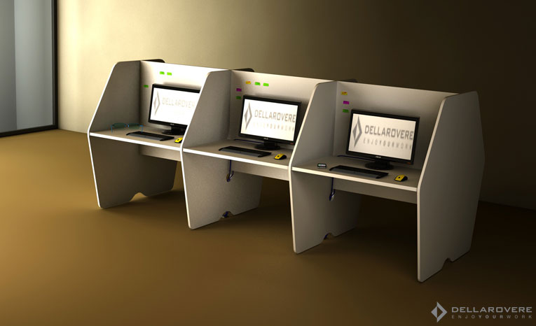 MacCall Call Centre Desks
