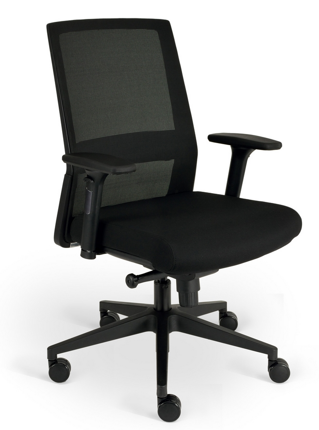 Nero Mesh Back Task Chair