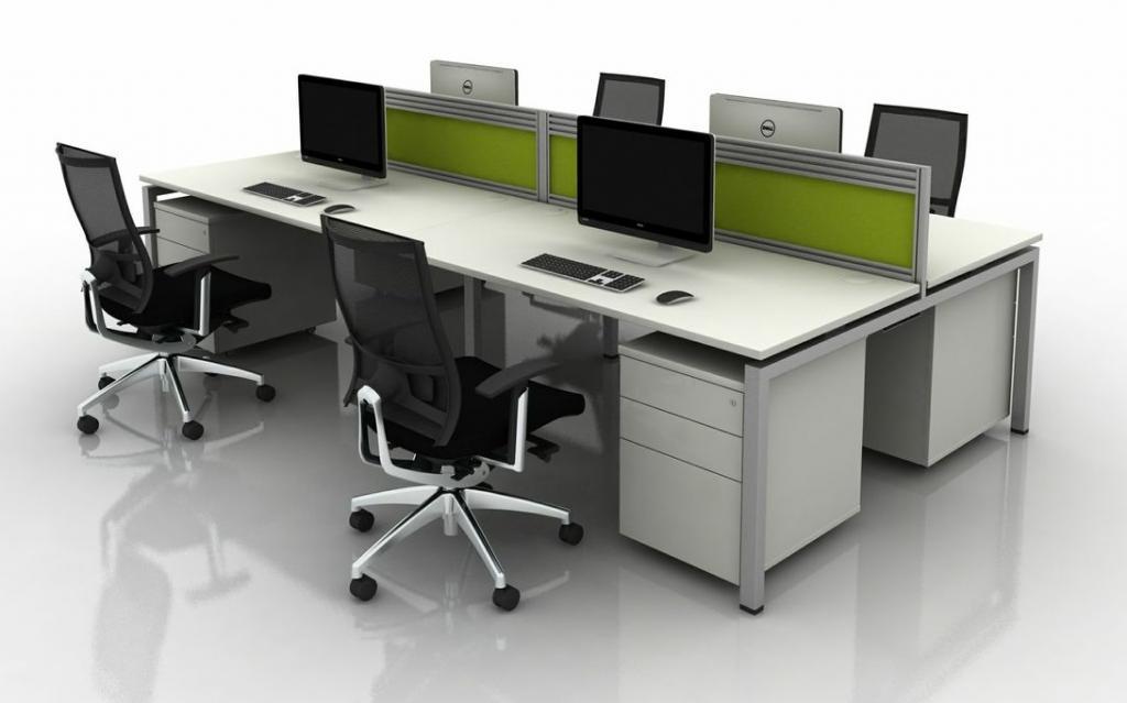 Soho2 Bench Desks