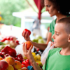 Why I changed my mind about the need to feed my kids organic food