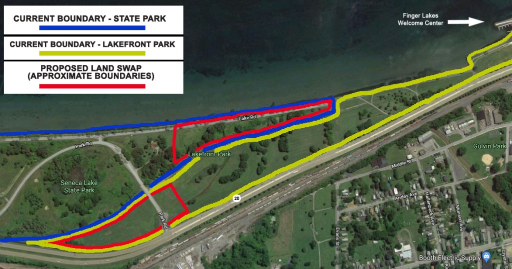 Land swap? Reports indicate that Geneva lakefront property could be developed