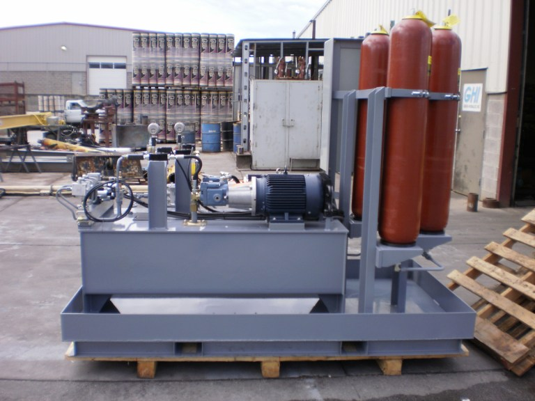 HYDROELECTRIC POWER UNIT