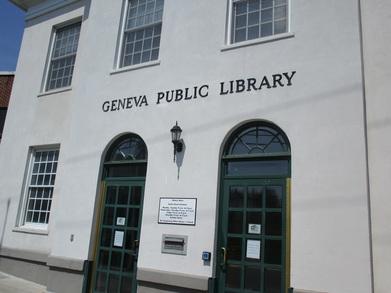 Geneva Public Library Hosts National I Am Jazz Community