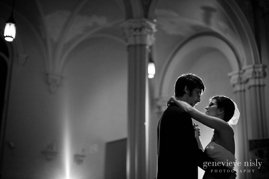 Cleveland, Copyright Genevieve Nisly Photography, Ohio, Old Stone Church, Wedding, Winter