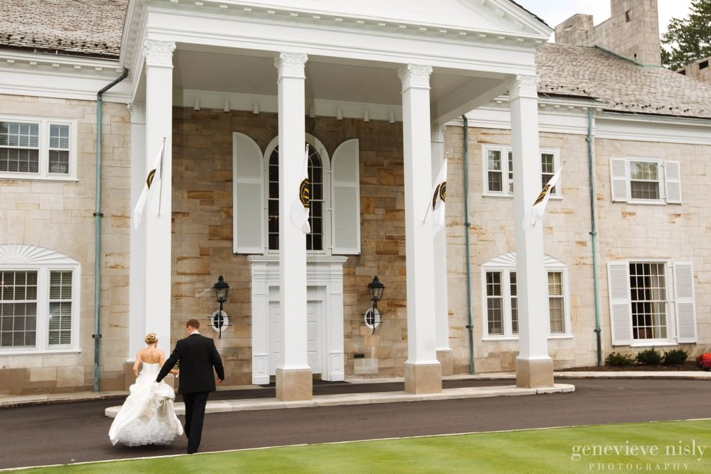 Copyright Genevieve Nisly Photography, Ohio, Spring, The Country Club, Wedding