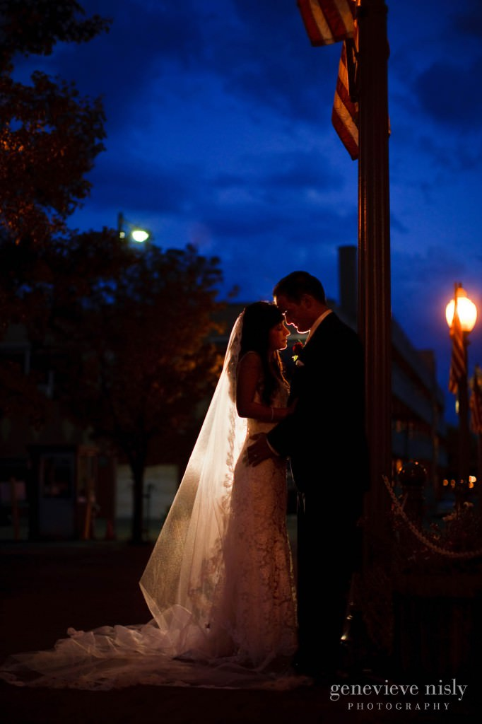 Canton, Copyright Genevieve Nisly Photography, Downtown Canton, Ohio, Summer, Wedding