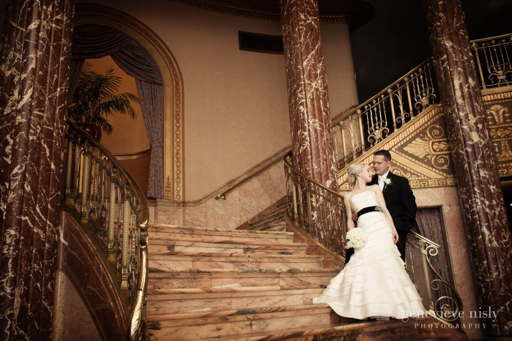 Cleveland, Copyright Genevieve Nisly Photography, Ohio, Severance Hall, Summer, Wedding