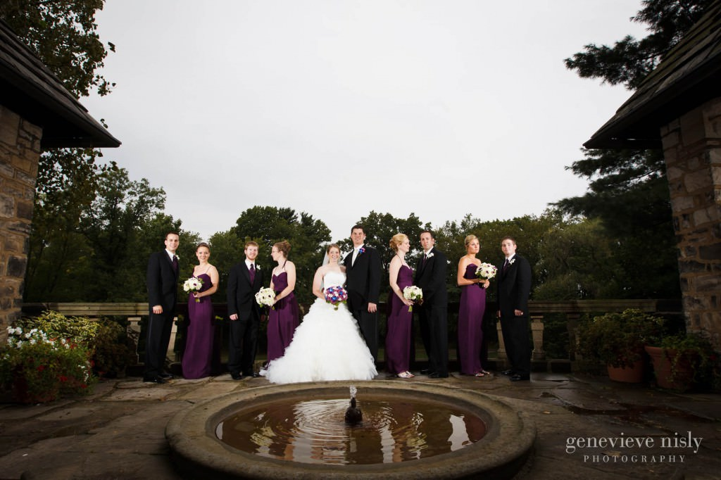 Akron, Copyright Genevieve Nisly Photography, Stan Hywet, Summer, Wedding