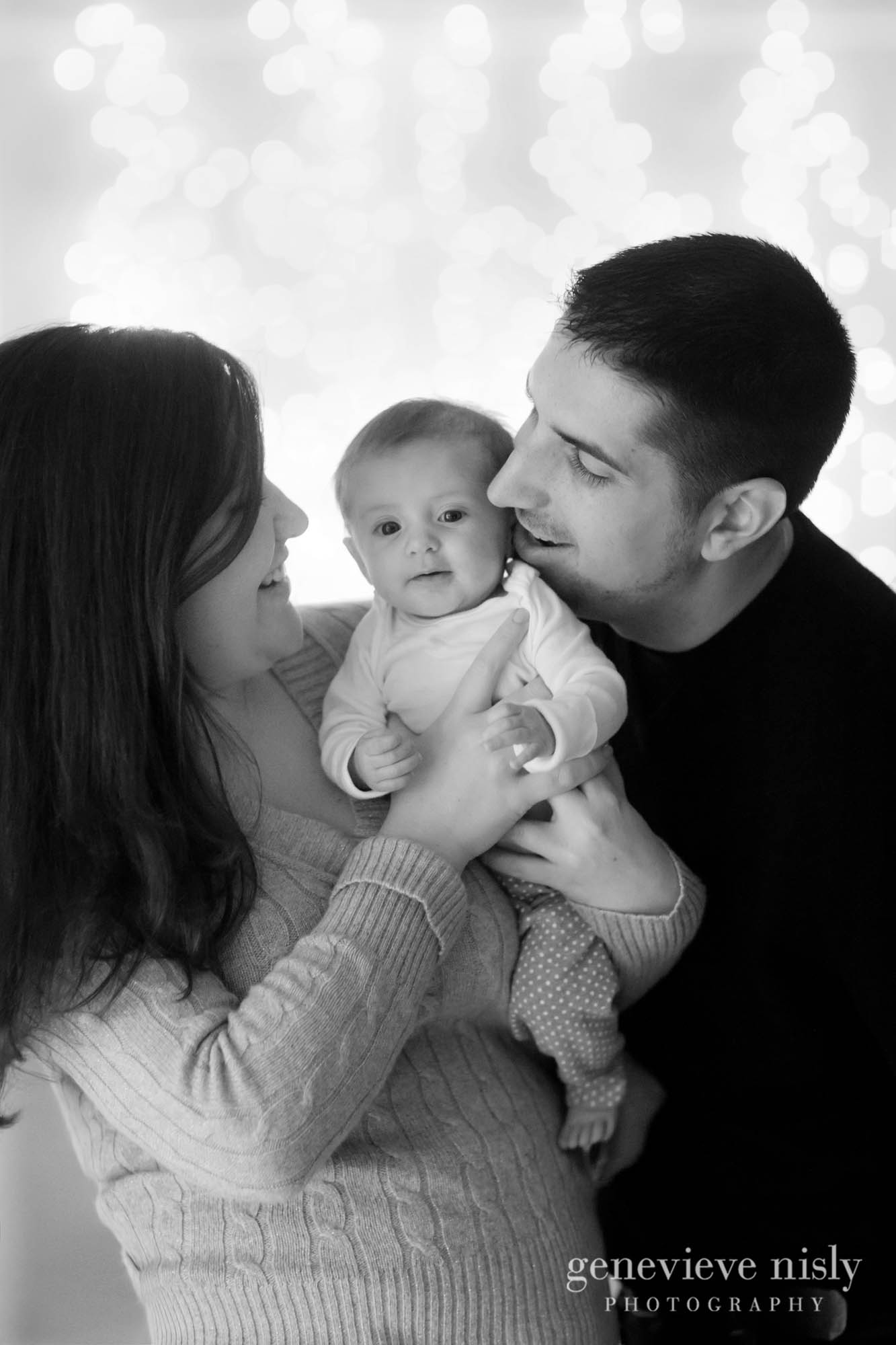 Baby, Copyright Genevieve Nisly Photography, Ohio, Portraits, Winter
