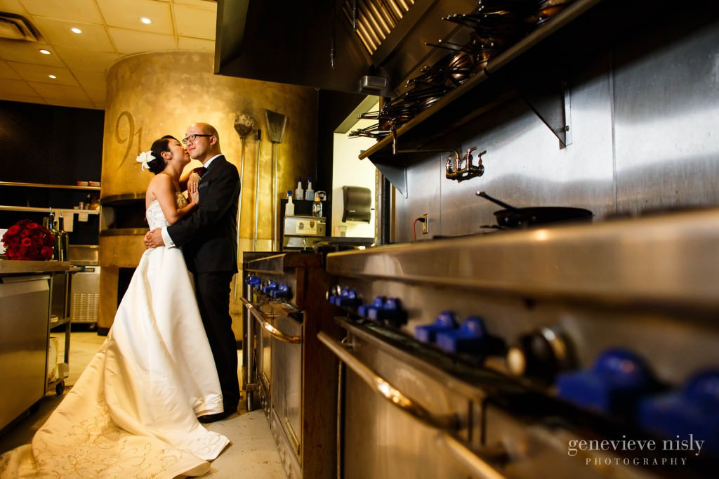 91 Wood Fired Oven, Canton, Copyright Genevieve Nisly Photography, Fall, Ohio, Wedding