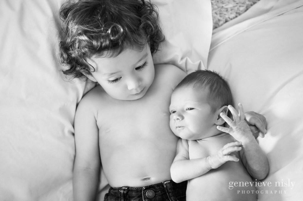 Baby, Copyright Genevieve Nisly Photography, Family, Green, Portraits, Studio