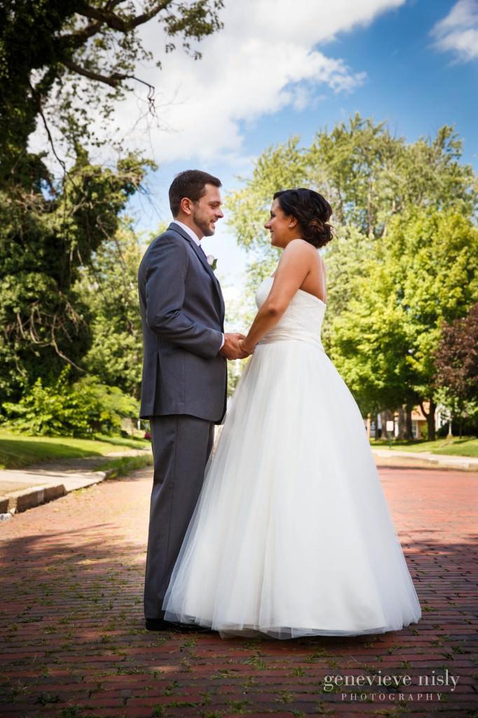 Canton, Ohio, Summer, Wedding