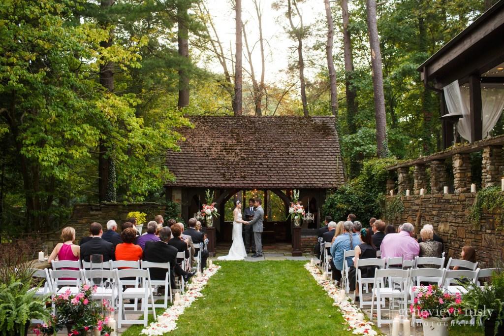 Cleveland, Club at Hillbrook, Fall, Ohio, Wedding
