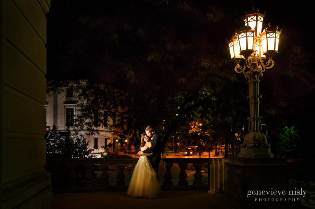 Cleveland, Ohio, Severance Hall, Summer, Wedding