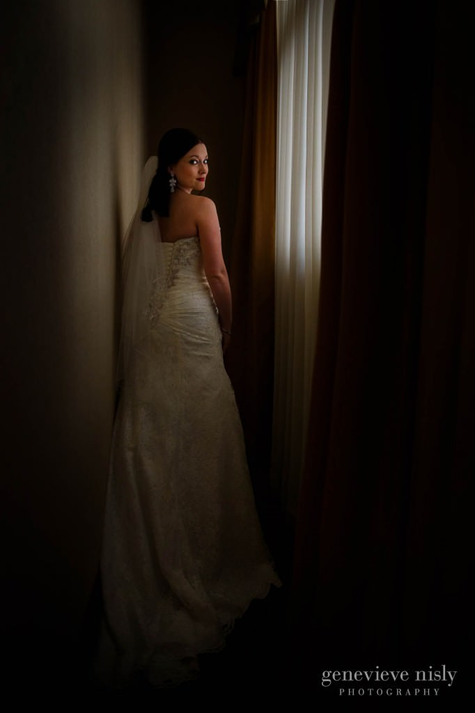 Cleveland, Copyright Genevieve Nisly Photography, Fall, Hyatt Arcade, Ohio, Wedding