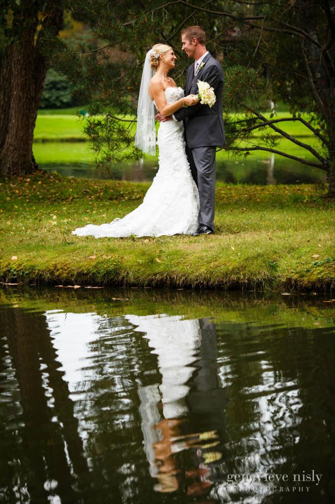 Canton, Fall, Glenmoor Country Club, Ohio, Wedding