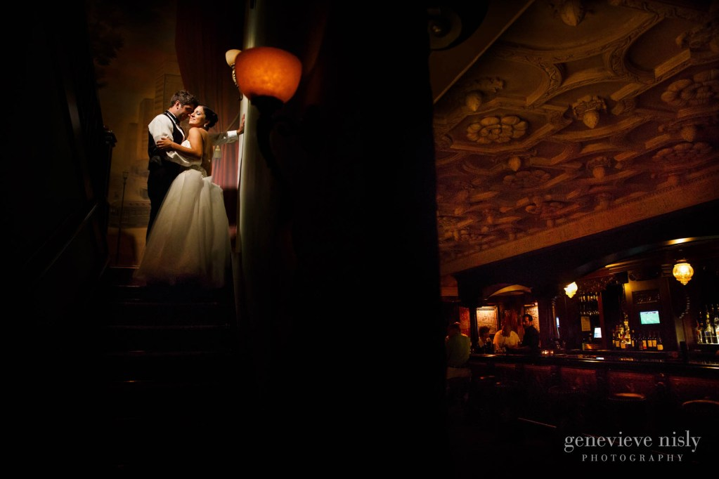 Cleveland, Copyright Genevieve Nisly Photography, House of Blues, Summer, Wedding