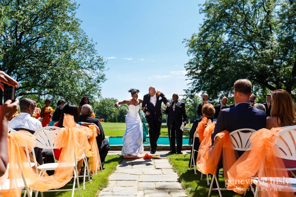 Copyright Genevieve Nisly Photography, Summer, Wedding