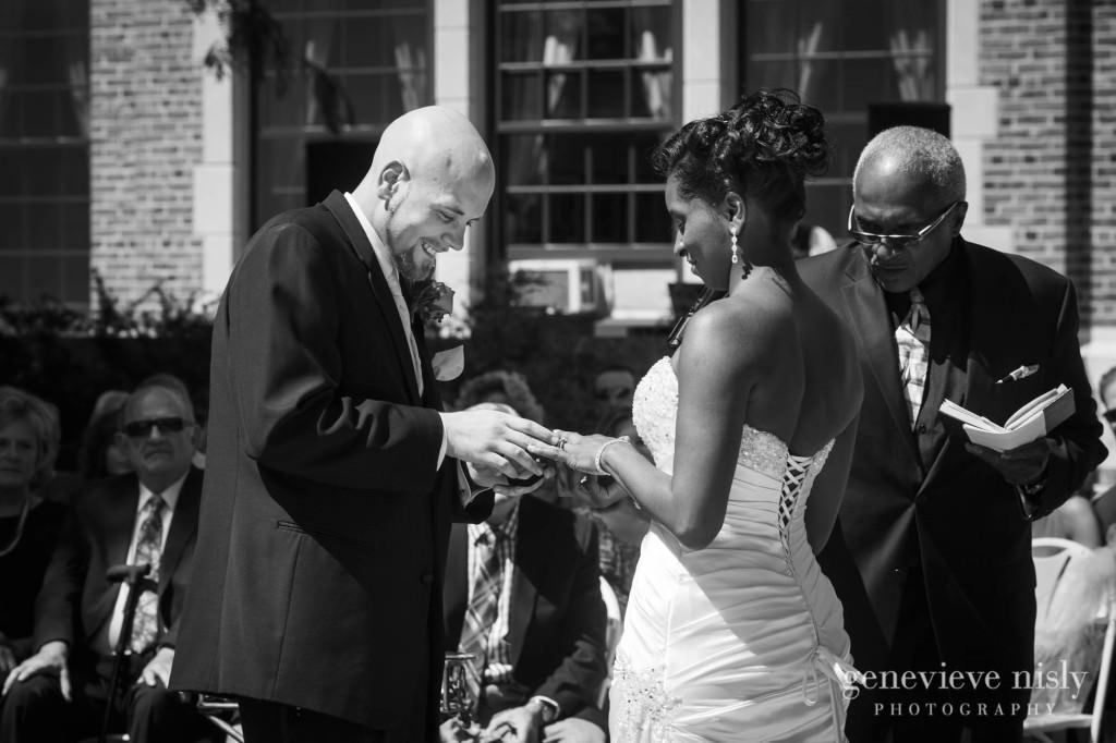 Copyright Genevieve Nisly Photography, Summer, Wedding