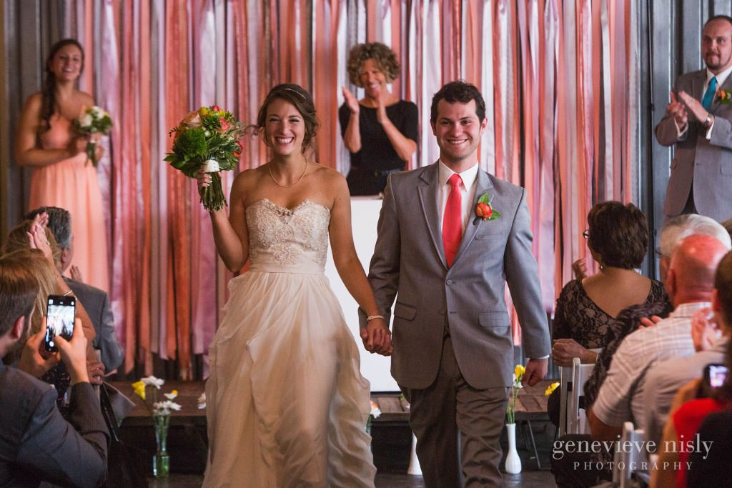 78th Street Studios, Cleveland, Copyright Genevieve Nisly Photography, Summer, Wedding