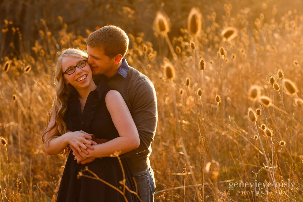 Akron, Copyright Genevieve Nisly Photography, Engagements, Everett Rd Covered Bridge, Spring