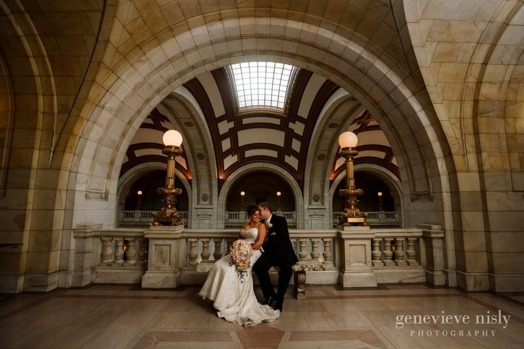 Cleveland Public Library Archives  Cleveland Wedding Photographers  Genevieve Nisly Photography