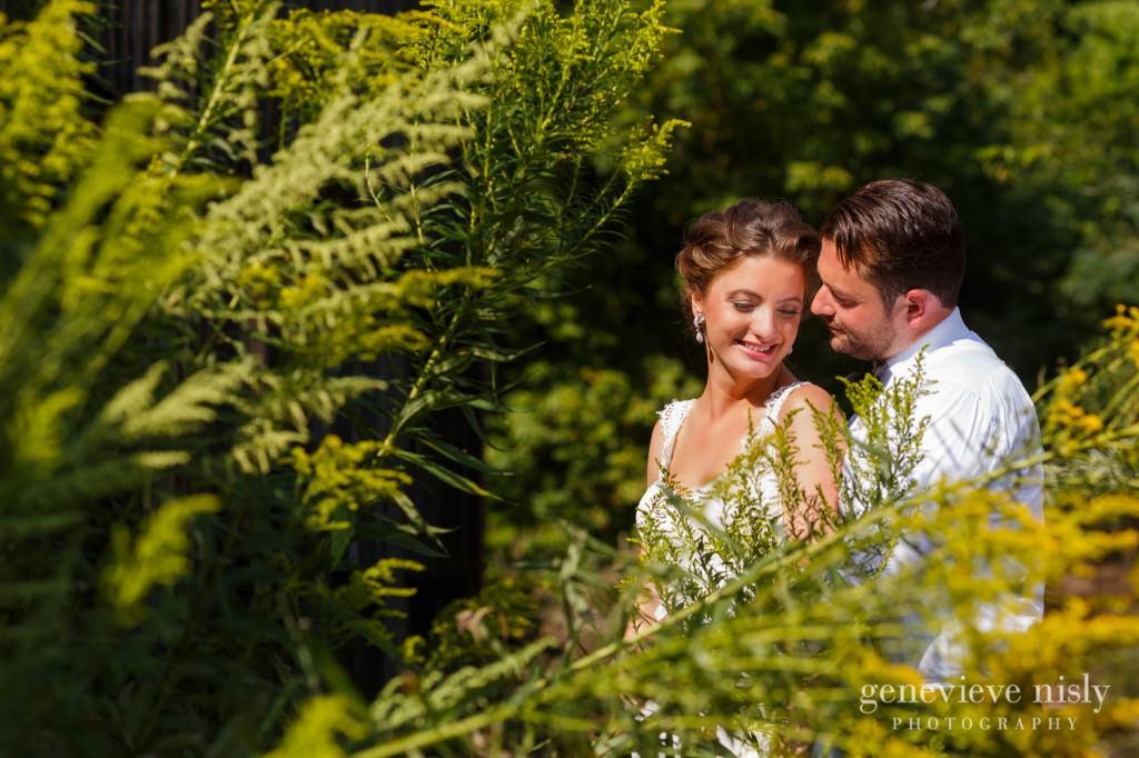 Copyright Genevieve Nisly Photography, Holden Arboretum, Ohio, Summer, Wedding