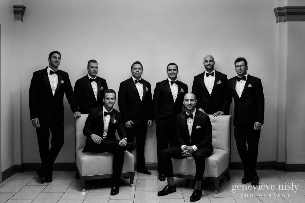 Cleveland, Copyright Genevieve Nisly Photography, Tudor Arms Hotel, Wedding