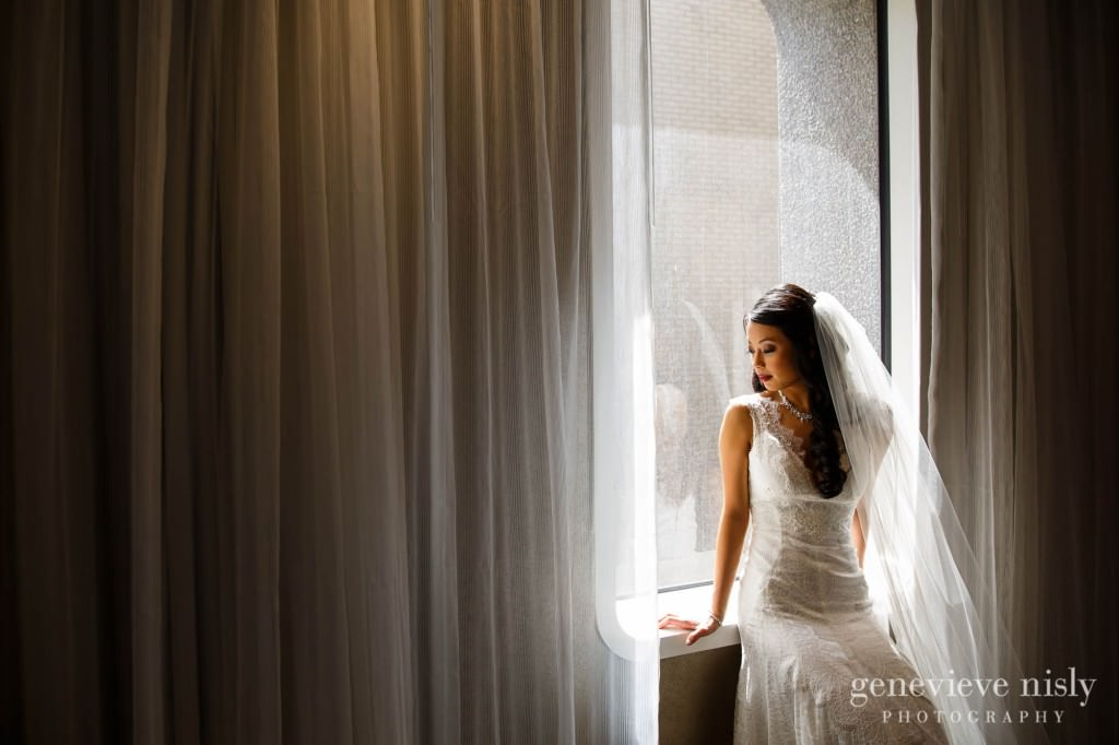 Cleveland, Copyright Genevieve Nisly Photography, Metropolitan at the 9, Ohio, Spring, Wedding