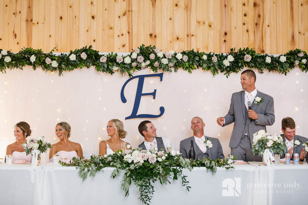 Summer, Wedding, Copyright Genevieve Nisly Photography, Sugarcreek, The Harvest Barn