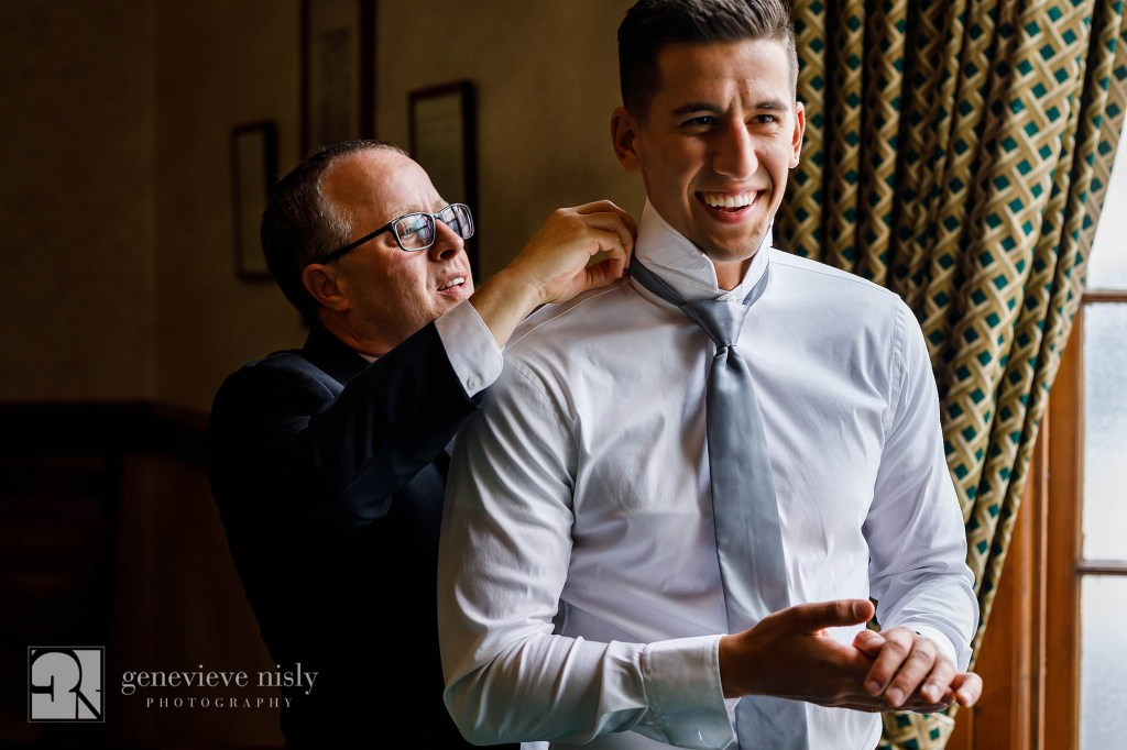 Copyright Genevieve Nisly Photography, Wedding, Ohio, The Country Club