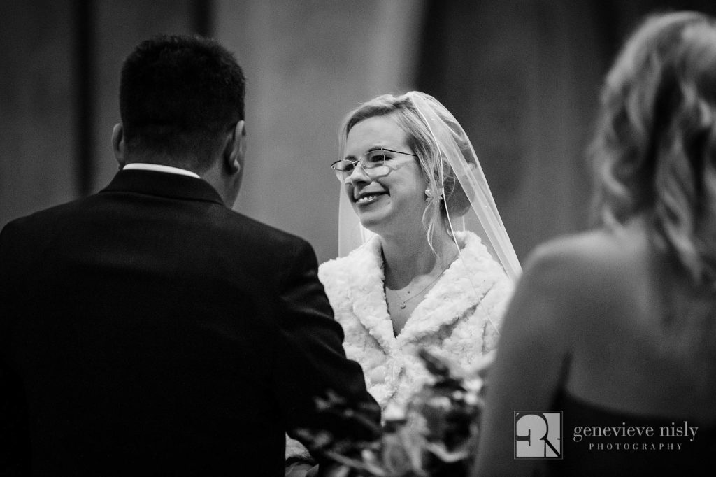 Category, Wedding, Copyright Genevieve Nisly Photography, Seasons, Summer, Ohio, Cleveland, St. John's Cathedral