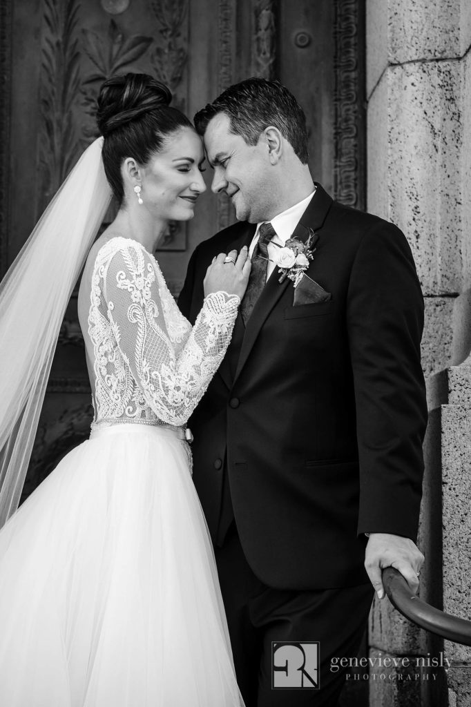 Wedding, Copyright Genevieve Nisly Photography, Cleveland, Old Courthouse
