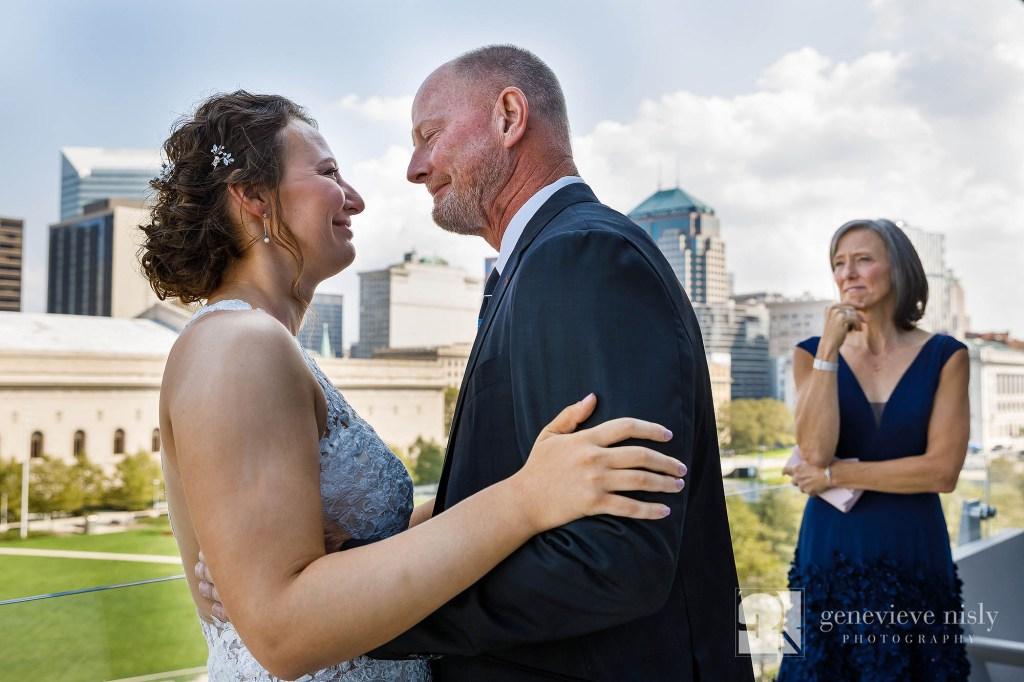 Ohio, Wedding, Cleveland, Hilton Cleveland Downtown