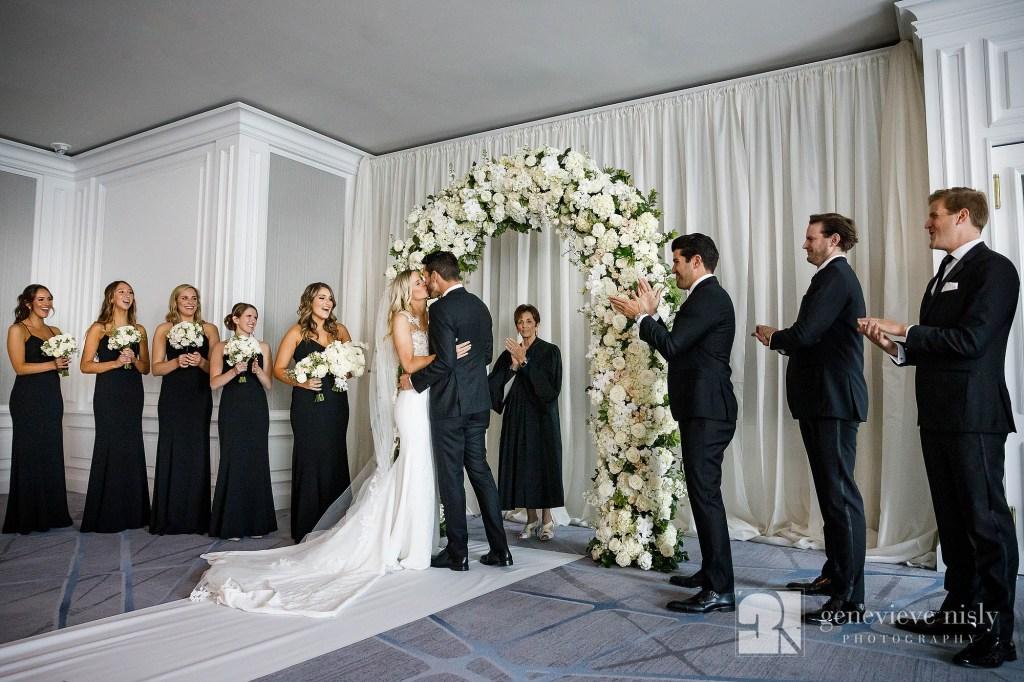 Ohio, Copyright Genevieve Nisly Photography, Wedding, Cleveland, Ritz Carlton