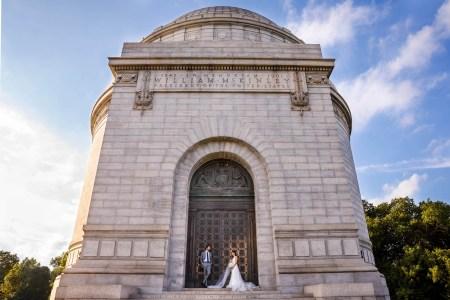 McKinley Memorial Wedding Photos
