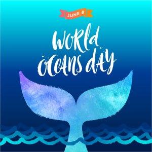 June 8th World Oceans Day