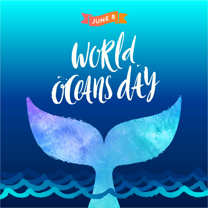 June 8th World Oceans Day