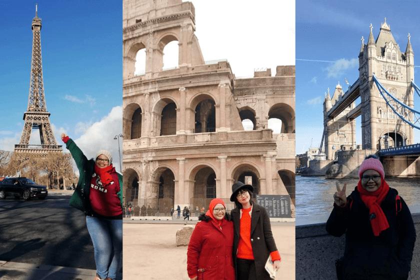 Gadis Ini Kongsikan Itinerari Trip Solo Melancong ke Eropah (13 Negara) Dengan Kos Hanya RM 7072 1
