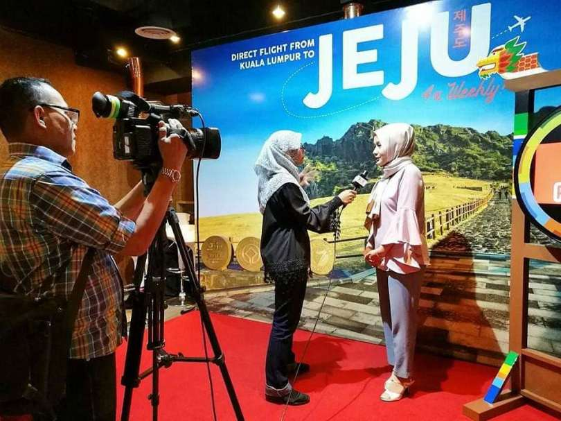 Bermula Dengan Hanya Ingin Mencari Duit Tambahan Sebagai Pemandu Pelancong, Kini Menjadi Agensi Pelancongan Muslim Pilihan No.1 di Pulau Jeju 5