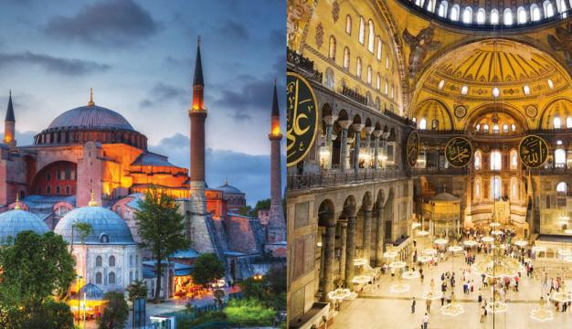 Hagia Sohpia Kembali Menjadi Masjid? 1