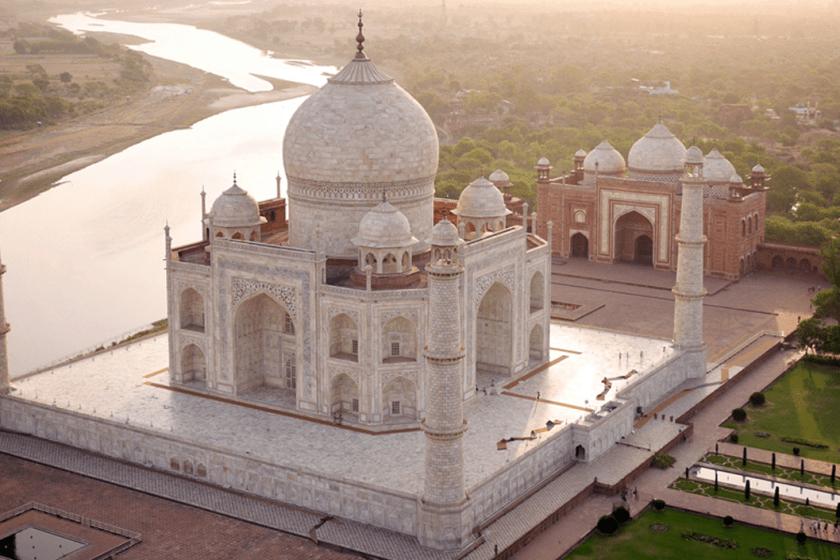 9 Perkara Misteri Disebalik Taj Mahal Yang Jarang Diketahui Umum 1
