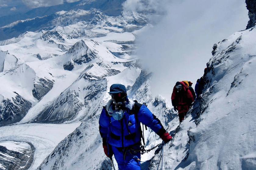 10 Puncak Dan Gunung Tertinggi Di Dunia 1