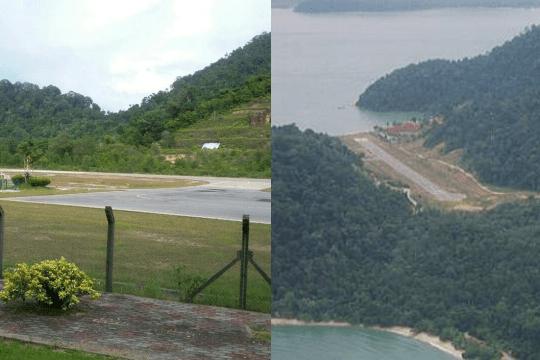 Lapangan Terbang Pangkor Dijangka Beroperasi Semula 9