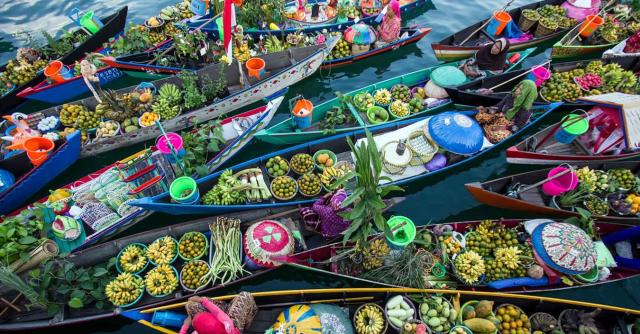 Pasar Terapung Bakal Menjadi Tarikan Terbaru Di Terengganu