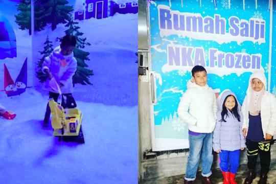 Rumah Salji Rembau Menjadi Tarikan Terbaru Di Negeri Sembilan 5