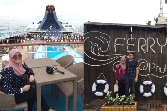 Pengalaman Menarik Bercuti Dengan Cruise Selama 5H4M. Berbaloi! 9