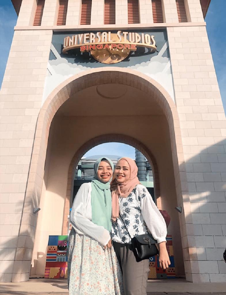 Trip Singapura Selama 3 Hari Dengan Kos RM200 Sahaja. Gadis Ini Buktikan Ianya Boleh 8